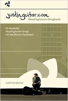Book Justinguitar.Com - Das Akustikgitarren-Songbook