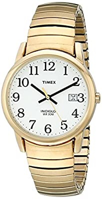 Timex Men's Easy Reader Date Expansion Band Watch from Timex