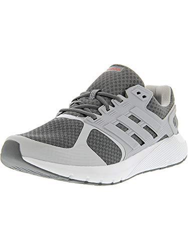 adidas Men's Duramo 8 M Running Shoe (Grey/Grey-White, 11 D(M) US)