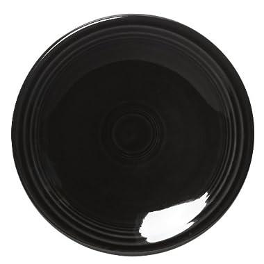 Fiesta 6-1/8-Inch B&B Plate, Black