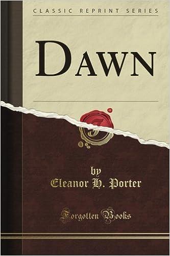 Book Dawn (Classic Reprint)