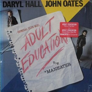 adult education / maneater 12