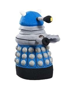 Underground Toys Doctor Who - Peluche Dalek (con voz y sonido, en inglés), color azul