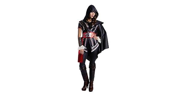 Horror-Shop Assassins Creed Ezio Auditore Disfraz para Damas ...