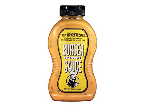Todd Wilbur's Top Secret Recipes Burger Special Sauce (Best Hamburger Sauce Recipe)