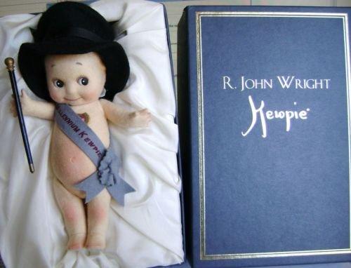Millennium Kewpie - R. John Wright Dolls, Inc. (Millenium)