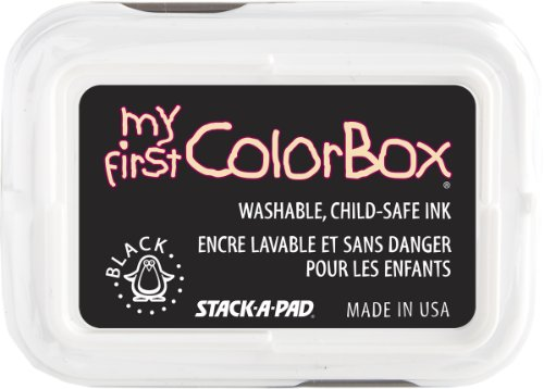 Washable 4 Stamps Ink Pads - 1