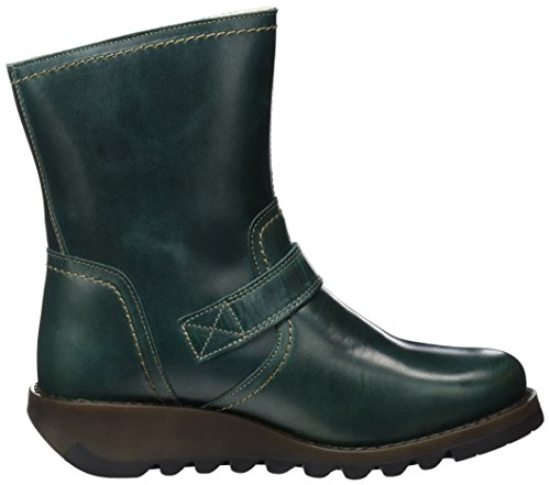 Fly London Gore-Tex SEKU057FLY, Stivali Donna Verde (Petrol)