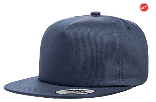 2040USA Flexfit Unstructured 5 Panel Adjustable Snapback - Flexfit Snapback
