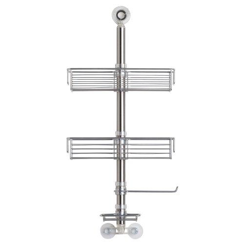 InterDesign Bathroom Station Shampoo Conditioner