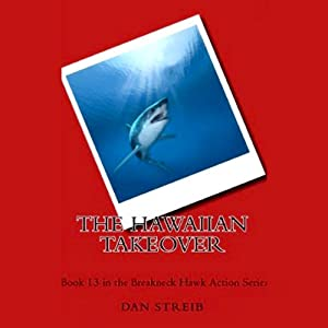 The Hawaiian Takeover Audiobook