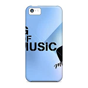 Ultra Slim Fit Hard StaceyBudden Cases Covers Specially Made For Iphone 5c- Michael Jackson Male Celebrity