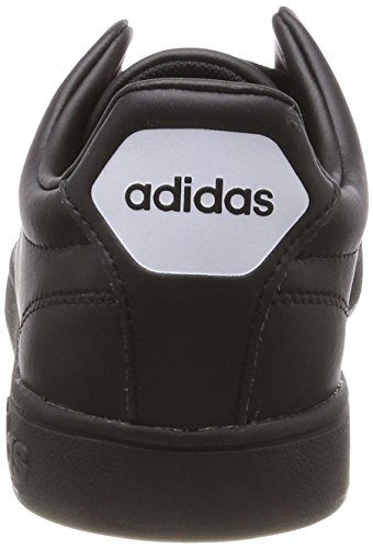Femme Grey Black vapour core Metallic Adapt Baskets Black Adidas 0 core Advantage Noir qtv8p8