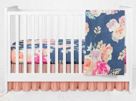Usa Crib Set - 6