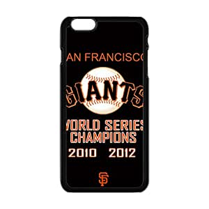 Giants Fashion Comstom Plastic case cover For Iphone 6 Plus