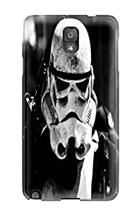 Forever Collectibles Star Wars Stormtrooper Bw Hard Snap-on Galaxy Note 3 Case