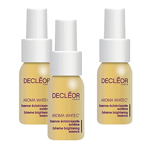 (Decléor Aroma White C+ Extreme Brightening Essence 3 x 10ml)
