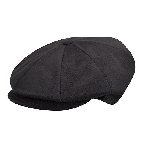 borsalino-male-bb15022-wool-newsboy-cap-black-l