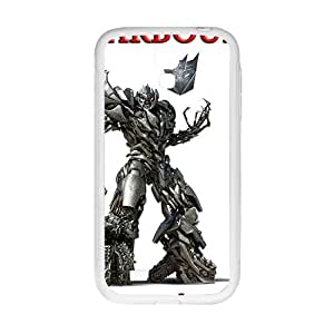 Cool painting Barbour megatron migical robot Cell Phone Case for Samsung Galaxy S4