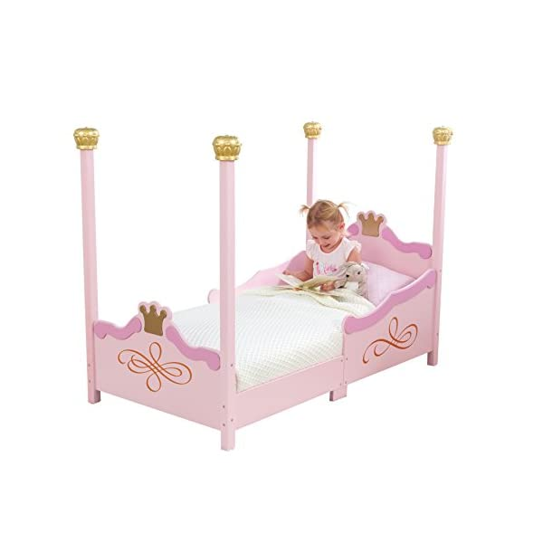 Princess Toddler Bed 1