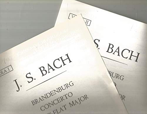 brandenburg concertos sheet music - 3
