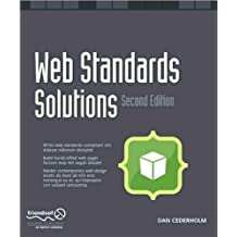 Web Standards Solutions: The Markup (text only)2nd(Second) edition by D.Cederholm