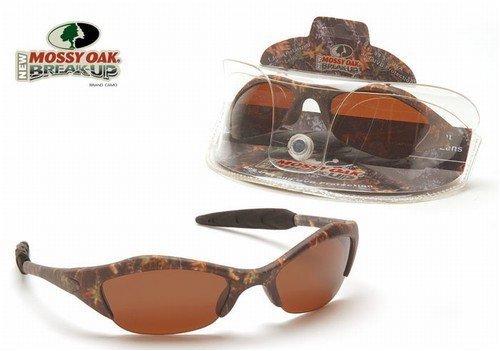 Mossy Oak BreakUp Polarized Camo Hunting Sunglasses HS