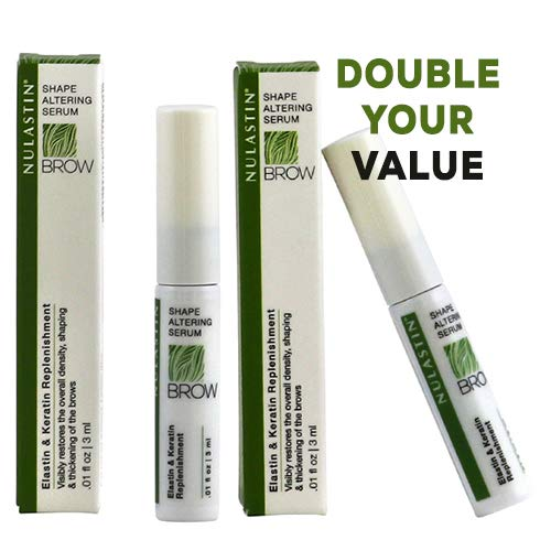 New! BROW 2-PACK with Keracyte Elastin Complex
