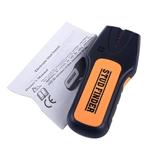 LETAOSK Metal Detector Handheld type 3-in-1 Super PDR Wood Electric Cable Wire Stud Finder by LETAOSK (Image #2)