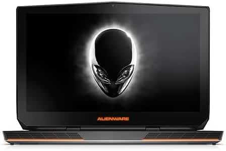 Alienware 17 ANW17 17.3-Inch Full HD Gaming Laptop, 4th Gen Intel Core i7-4710HQ UP to 3.5GHz, 8GB Memory, 2 x 512GB SSD + 1TB Hard Drive, 3GB GeForce GTX 970M Graphics, Windows 8.1