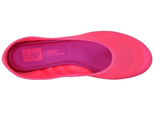 Adidas Sunlina W, Rosa / Rosa solar / flash Rosa, 6 con nosotros *