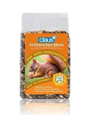 Claus Eichhörnchen-Menü 7500 g