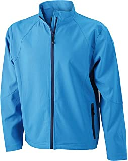 Damen Softshell Jacke James /& Nicholson Ladie´s Zip-Off Softshell Jacket
