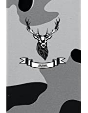 """Hunting Journal: Hunting Journal/Notebook and Permissions Log Book (6""""x9"""")"""
