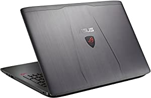 ASUS ROG GL552VW-DH74 15-Inch Gaming Laptop, Discrete GPU GeForce GTX...