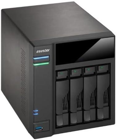 Asus AS6104T - Unidad Raid (Unidad de Disco Duro, SSD, Serial ATA ...