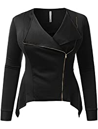 Women's Plus Blazers | Amazon.com