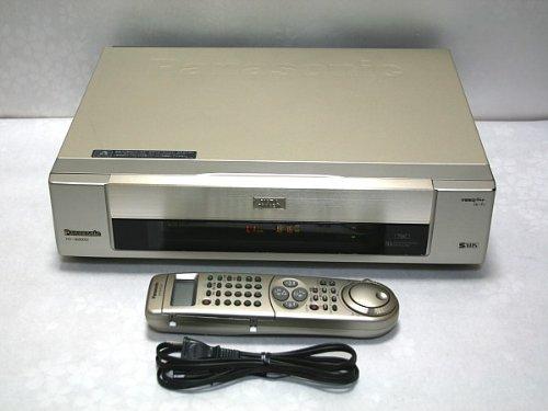 PANASONIC  NV-SB800W SVHSビデオデッキ (premium vintage) B004NH7NMO