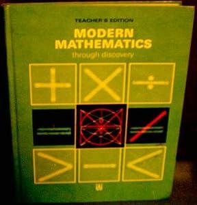 Hardcover Modern Mathematics Through Discovery:  Teacher's Edition Grade 6 Book