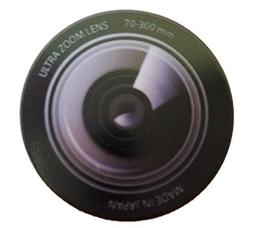 Price comparison product image Pop Up Mobile Grip Stand Socket (Camera Lens)