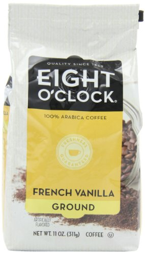 eight-oclock-coffee-french-vanilla-ground-11-ounce-bags-pack-of-4
