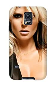 Premium Galaxy S5 Case - Protective Skin - High Quality For Heidi Klum