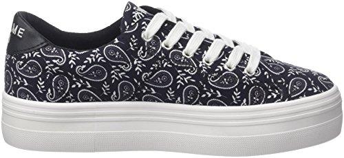Bandana Donna Sneaker Plato black Noname 15 Nero ZqA0WWn