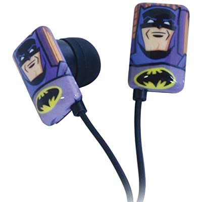Play Visions Batman Earbuds: Toys & Games
