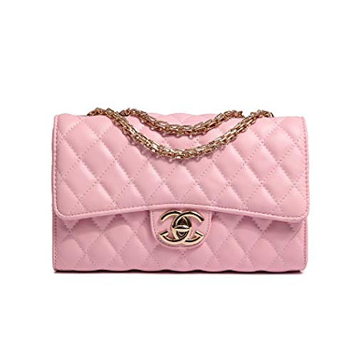 KUGIN Crossbody talla al hombro Rosa Bag única mujer para Bolso rA0wqrZdH