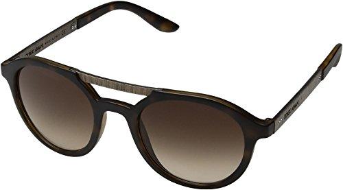 Giorgio Armani Mens Sunglasses Tortoise/Brown Plastic,Nylon - Non-Polarized - - Frames Giorgio Armani Life Glasses Of