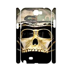 Samsung galaxy note 3 N9000 Aestheticism Creative 3D Art Print Design Phone Back Case Custom Hard Shell Protection TY046022