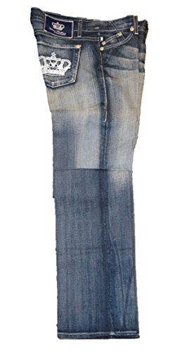 Jeans Victoria Victoria Beckham Blau Jeans Beckham Donna zSZf1q