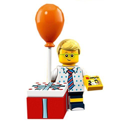 LEGO Series 18 Collectible Party Minifigure - Birthday Party Boy (71021)]()
