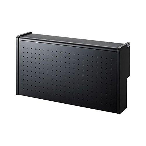 サンワサプライ ケーブル&タップ収納ボックス CB-BOXS6BKN AV デジモノ パソコン 周辺機器 その他のパソコン 周辺機器 top1-ds-1759901-ah [簡素パッケージ品] B06XQSJ248